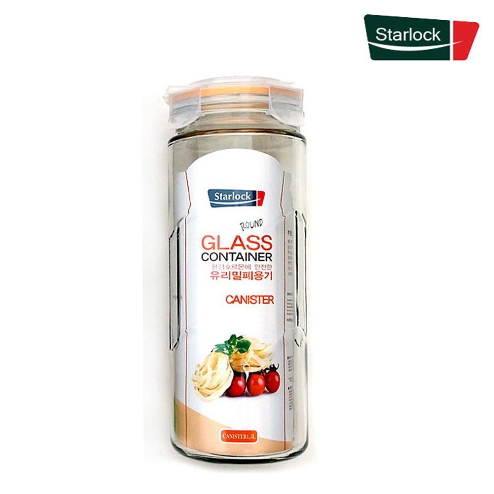스타락 원형 냉장고정리 유리밀폐용기-1.5L [제작 대량 도매 로고 인쇄 레이저 마킹 각인 나염 실크 uv 포장 공장 문의는 네이뽕]