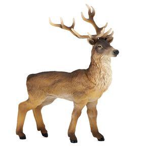 숫사슴 미니어쳐 모형 동물 피규어 장난감 완구 선물