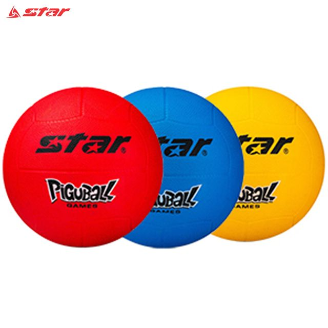 스타 피구공 발리볼 폼볼 발야구공 4호 3색상 B0281