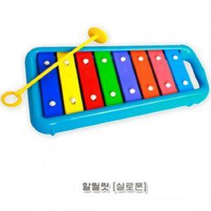 안전한 베이비 실로폰 악기 음악수업교구 타악기