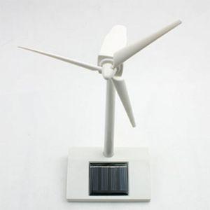태양열 풍차 발전기//축소모형 과학 학습교구 비행