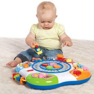 돌 아기 신생아 영유아 실내 놀이 장난감 러닝 테이블