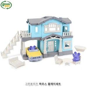 그린토이즈 하우스 플레이세트 어린이 인형의집 놀
