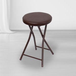 대건통상접이식 쿠션 의자 (브라운)