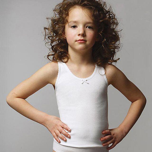 트라이 순면 여아동런닝(3세에서13세까지) 유아런닝 아동런닝 어린이런닝 민소매런닝