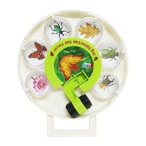 아이 유아 자연 관찰 교구 돌돌이 관찰경 6cups 도구