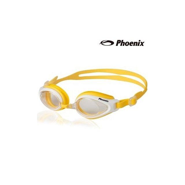 피닉스 피닉 물안경 수경 수영용품 옐로우 노랑 [제작 대량 도매 로고 인쇄 레이저 마킹 각인 나염 실크 uv 포장 공장 문의는 네이뽕]