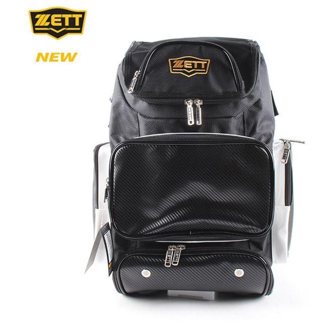 ZETT 제트 BAK-448 3 야구가방 백팩 개인장비 보관