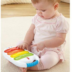 아이 청각 발달 악기 연주 놀이 아기 실로폰