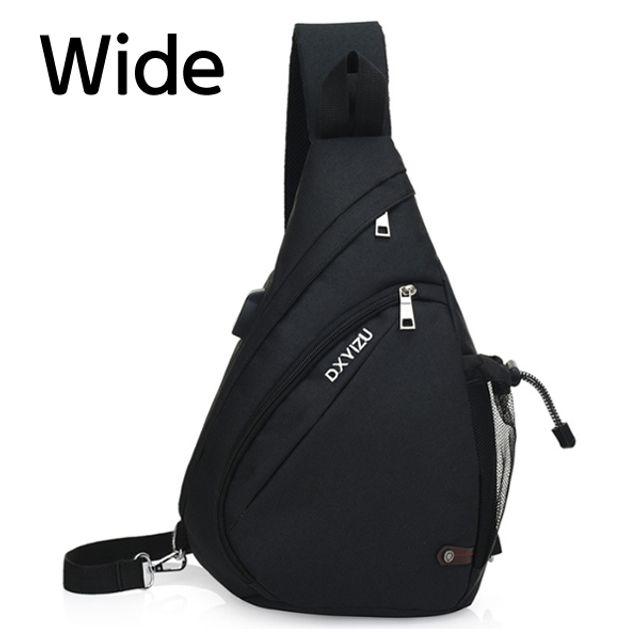 [FAEF11] 캔버스 가방 크로스 메신저백 휴대용 캐주얼 나들이 슬링백