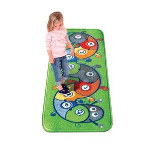 플레이 유아 놀이 매트 애벌레 루프매트 거실 체육