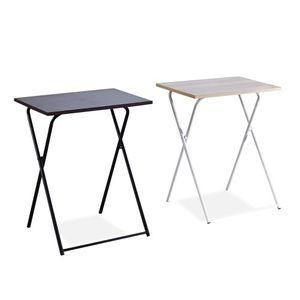 접이식 사이드테이블 선반테이블 이동식 테이블 2색