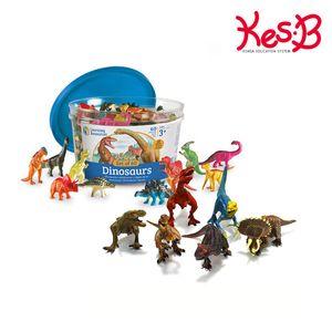(러닝리소스) 공룡수세기 / 애니멀킹덤 공룡 6pcs