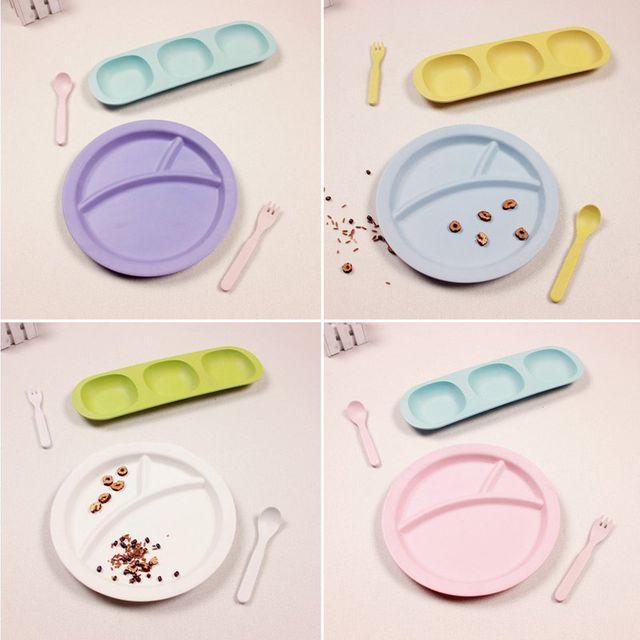 [해외] 주방용품 식판 접시 얕은 접시 2 세 이상