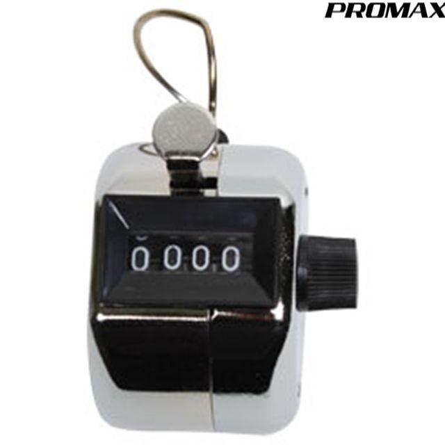 프로맥스 미니 스테인레스 계수기 숫자카운터기 B1102