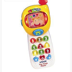 브이텍 롤링스크린 토킹폰 유아 전화기 장난감 선물