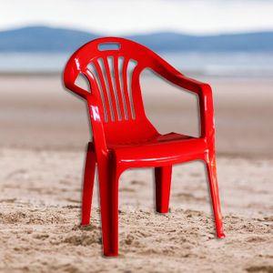편의점 플라스틱 야외 파라솔 의자 실외 행사용 1개
