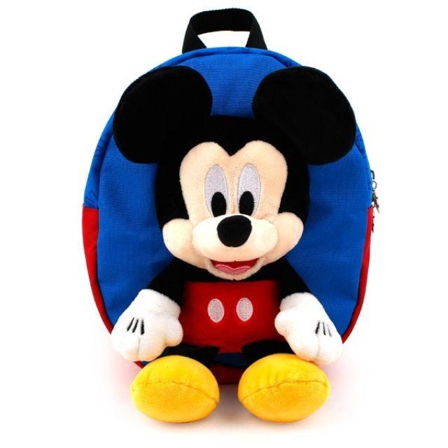 미키마우스 인형 미아방지 배낭 유아가방