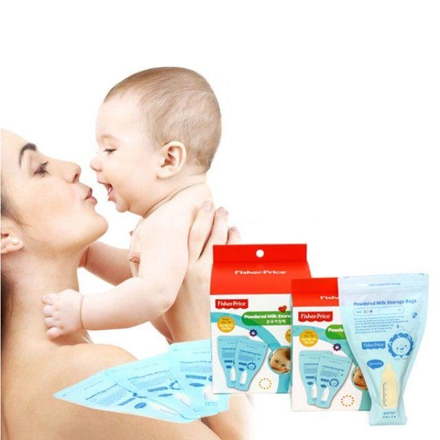 피셔프라이스 분유저장팩 30EA 모유수유용품 모유팩