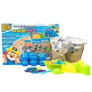 유아 모래놀이 소꿉놀이 촉감 역할 감각 발달 놀이