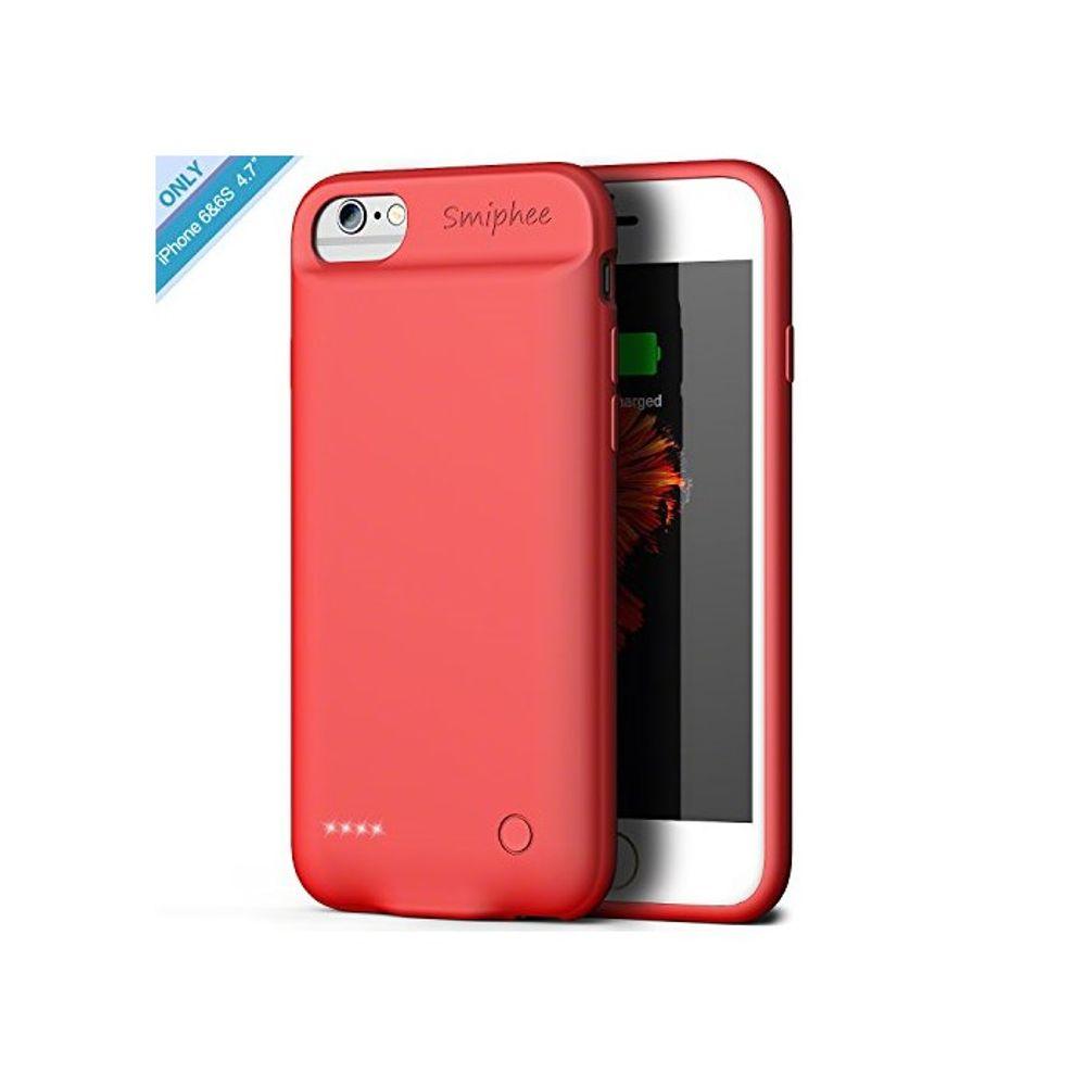 [더산직구]아이폰 6 6s 배터리 케이스 Smiphee 2800mAh 휴대용/ 영업일기준 5~15일