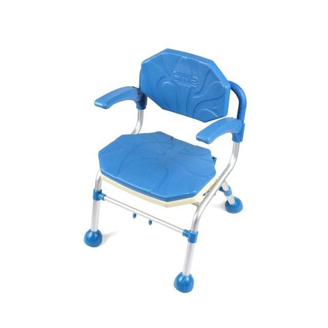 실버D 팔걸이가 있어 편리한 목욕의자