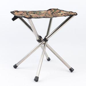 고급Z 휴대용 트위스트 접이식 사각 의자캠핑의자X1EA