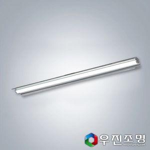 우진조명_ LED 평갓등(일체형) 40W