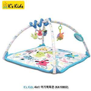 영유아장난감 케이스키즈 4in1 아기체육관