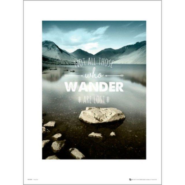 PDH01437 Adventure Wander (40x50cm)