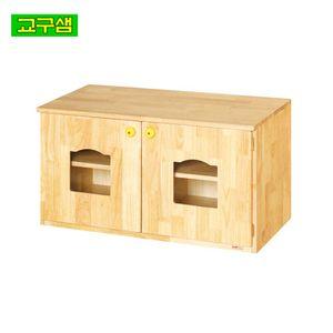 원목 시청각장 어린이 놀이 H36-5