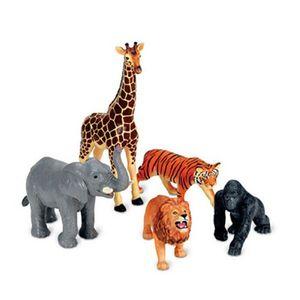 유아 교육 교구 점보 야생 동물 아이 학습 어린이집