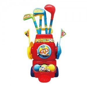 뽀로로 골프세트 골프채 가족게임 장난감 운동