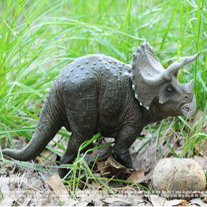 트리케라톱스 미니어쳐 피규어 공룡 모형 장난감