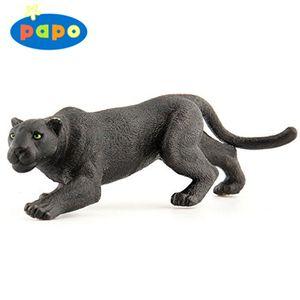 (동물 모형완구) 흑표범 (50026)