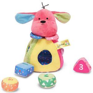 소근육 감각 자극 발달 유아 아동 완구 도형 놀이