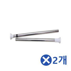 강력한 다용도 압축봉-중x2개 커튼봉달기 커텐압축봉