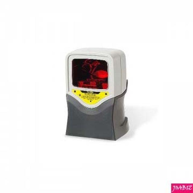 Coms 바코드 스캐너 - USB 방식 거치형 아이보리 색상