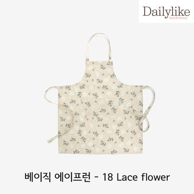 韩国直邮  18 Lice flower 1P帽子前裙