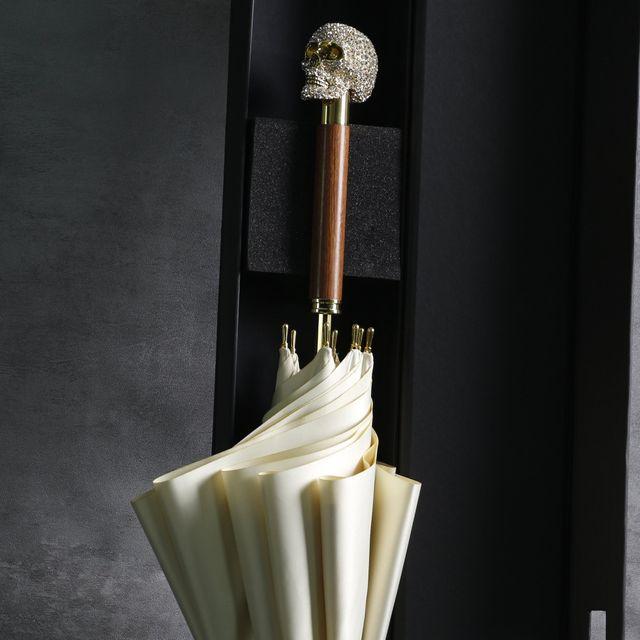 [해외] 패션소품 양산 방수 방풍 이아몬드 박힌 우산