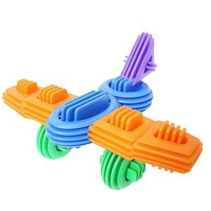 도형 놀이 상상력 창의력 발달 멀티 연결 블록 350p