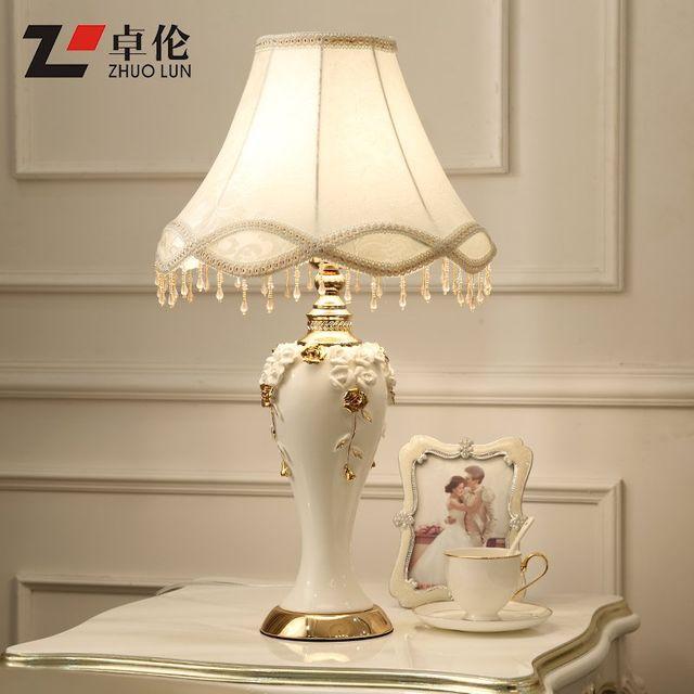 [해외] 인테리어 스텐드 조명 블 램프 간단한 스타일 램프