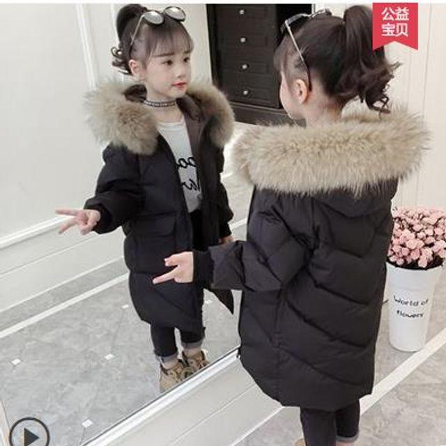 69ae578c396 [더산직구]아동의류 소녀 여아의류 겨울패딩 퀄리티 롱패딩코트/