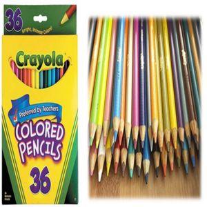 유치원 어린이집 미술 교구 도구 일반 색연필 36색