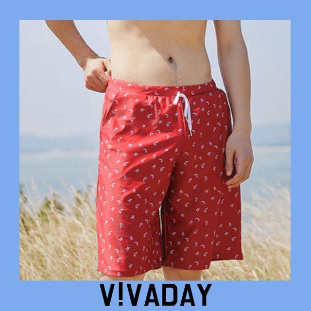 W VIVA-O134 무늬남성수영복