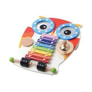 원목재질 부엉이 실로폰놀이 아이들장난감 어린이선물