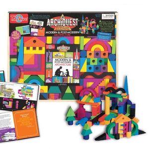 유아 원목 블록 쌓기 놀이 집중력 상상력 발달 교구