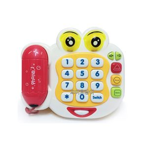 소리나는 장난감 통화 놀이 키즈 아이 전화기 완구