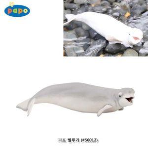 해양동물 모형완구 벨루가 (흰돌고래)