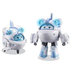 슈퍼윙스4 디럭스 샛별 변신로봇 비행모드 로봇모드